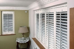 We supply wooden Venetian blinds in Oxford and the surrounding areas.